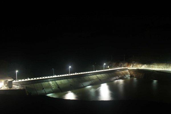 安阳县五里涧北水库除险加固工程
