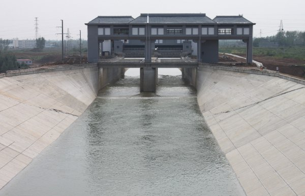巩义市北山口镇抗旱应急引水工程项目