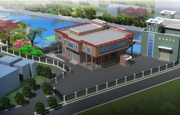 大沥镇盐步泵站工程