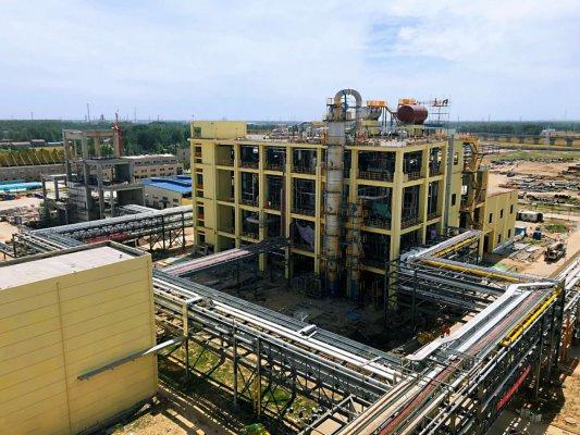 濮阳市盛通聚源新材料有限公司年产13万吨聚碳酸酯项目