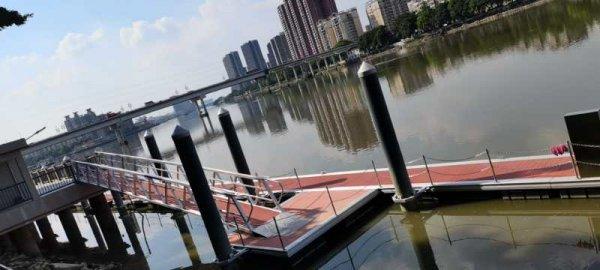 大沥镇渔船停泊点更新改造项目